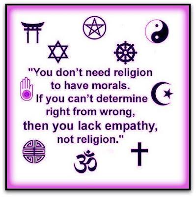 does morality need religion essay