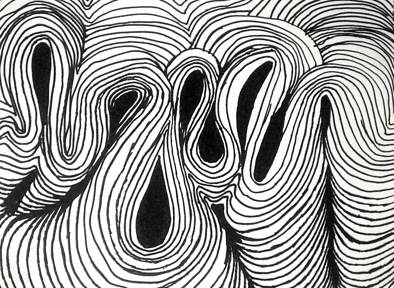 Drawing Lines Definition : Line design lessons from the k art room