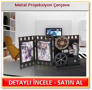 Metal Projeksiyon Çerçeve