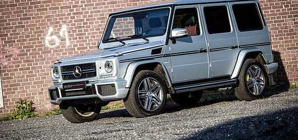 New 2014 Mercedes G63 AMG By Edo Competition