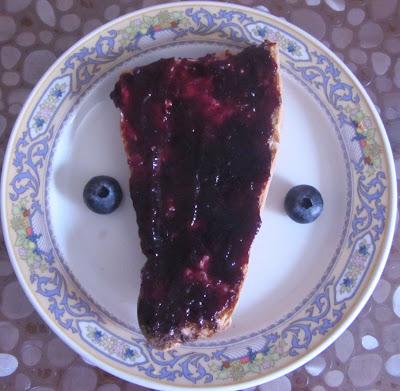 Arándanos, Fruotos rojos, Desayunos naturales