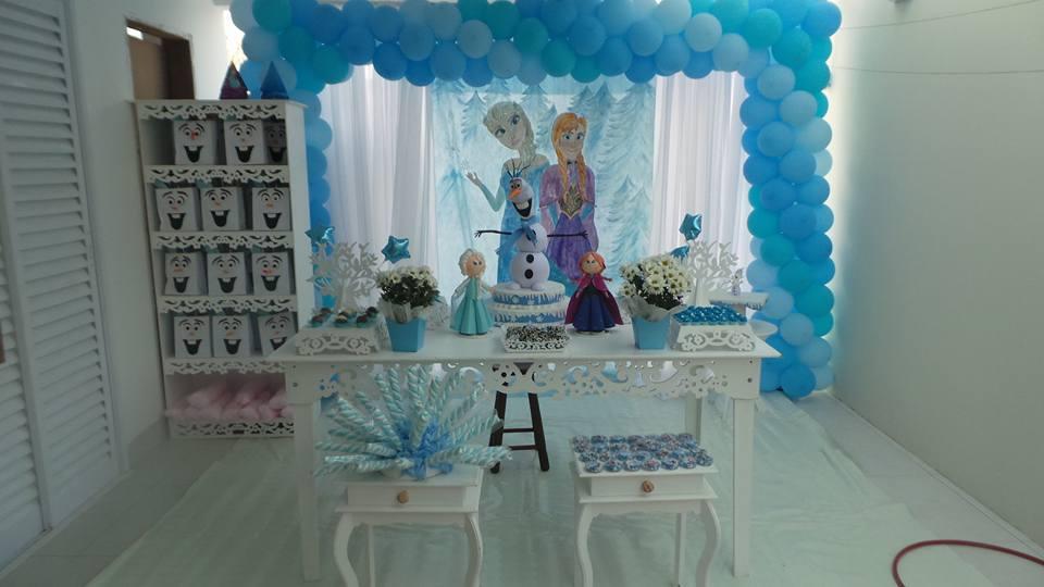 Festa Frozen - Kit provençal