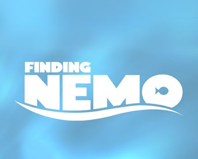 Disney Pixar Finding Nemo Logo