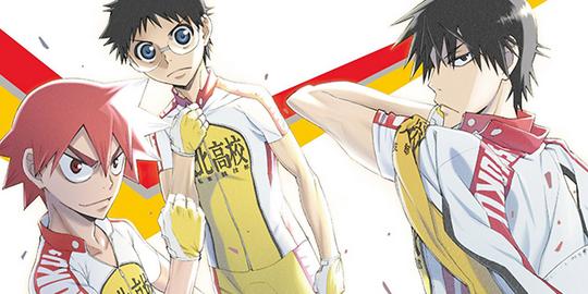 Weekly Shonen Champion, Yowamushi Pedal, Yowamushi Pedal : The Movie 2015, Actu Ciné, Cinéma, Wataru Watanabe,