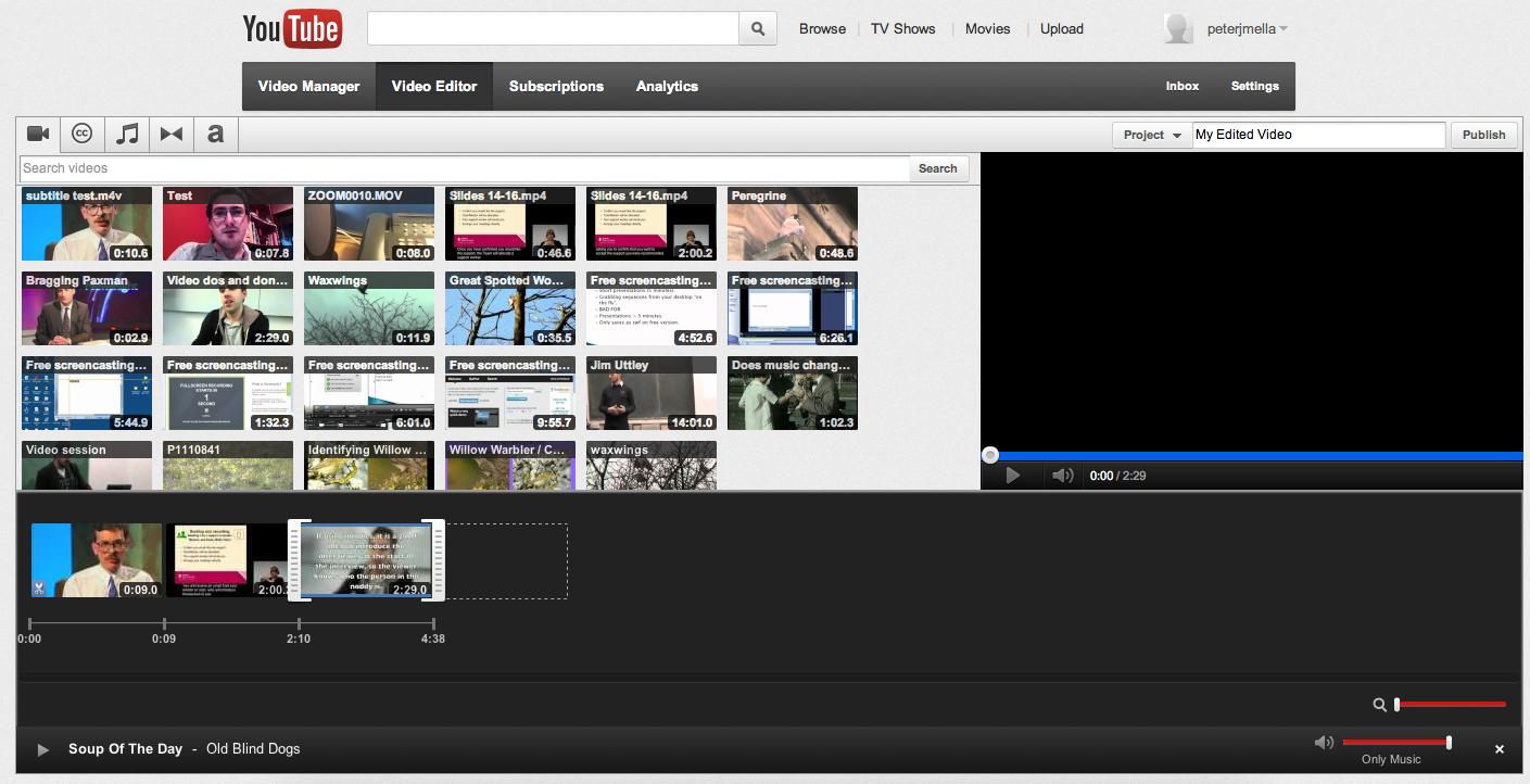 How to edit videos for youtube on windows movie maker