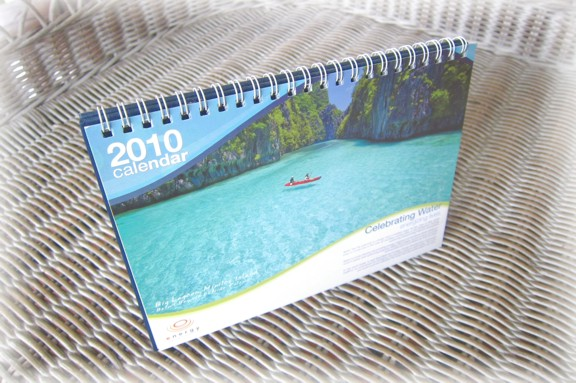 Diy Recycle Calendar : Put out into the deep diy recycling old calendars