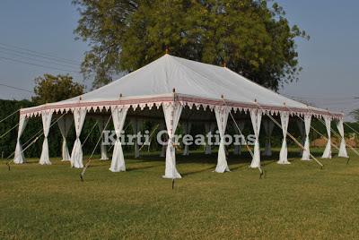 Party Garden Tent