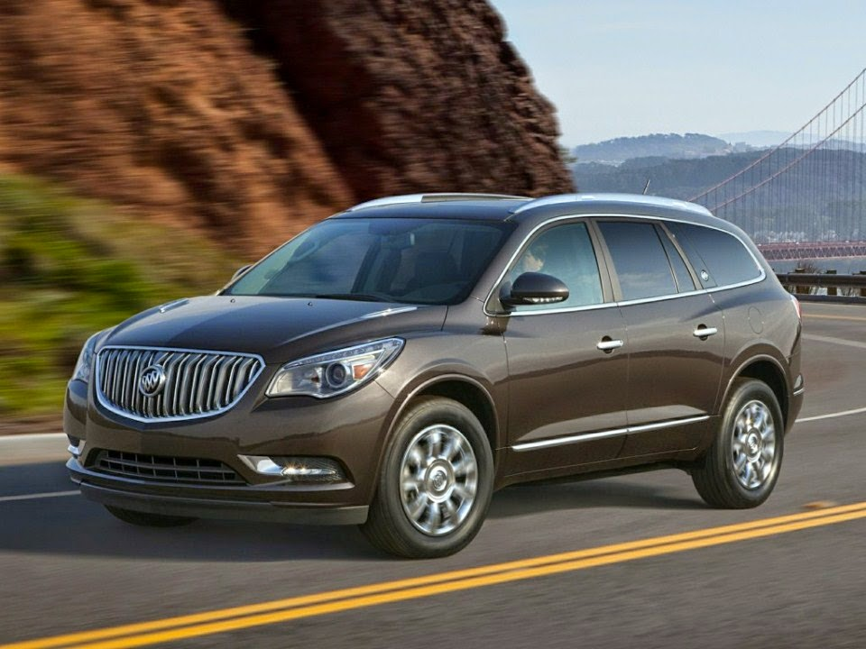 Buick Enclave Convenience Wallpapers