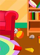 Уборка грязной комнаты - Онлайн игра для девочек
