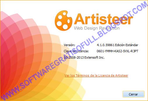 Software Gratis o Full: Artisteer v4.1.0.59861 Multilenguaje