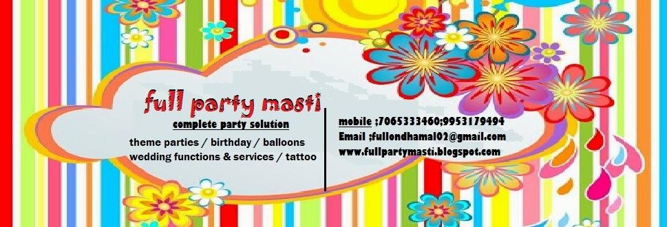 party organisers in dwarka Birthday party organisers in uttam nagar