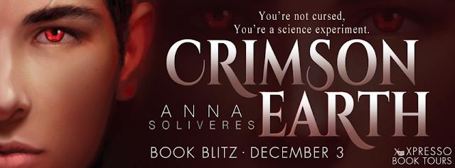Book Blitz: Crimson Earth by Anna Soliveres