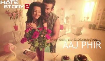 Aaj Phir Tumpe Pyaar Aaya Hai   HD Song   Hate Story 2