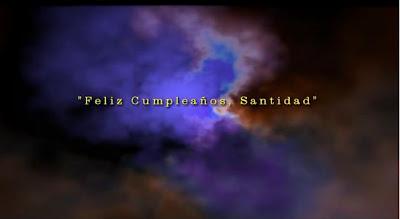 Feliz cumpleaños, Santidad - 13TV