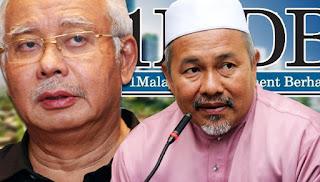 """Isu SRC: Lagi 'wayang politik"""" Najib – Pas"""