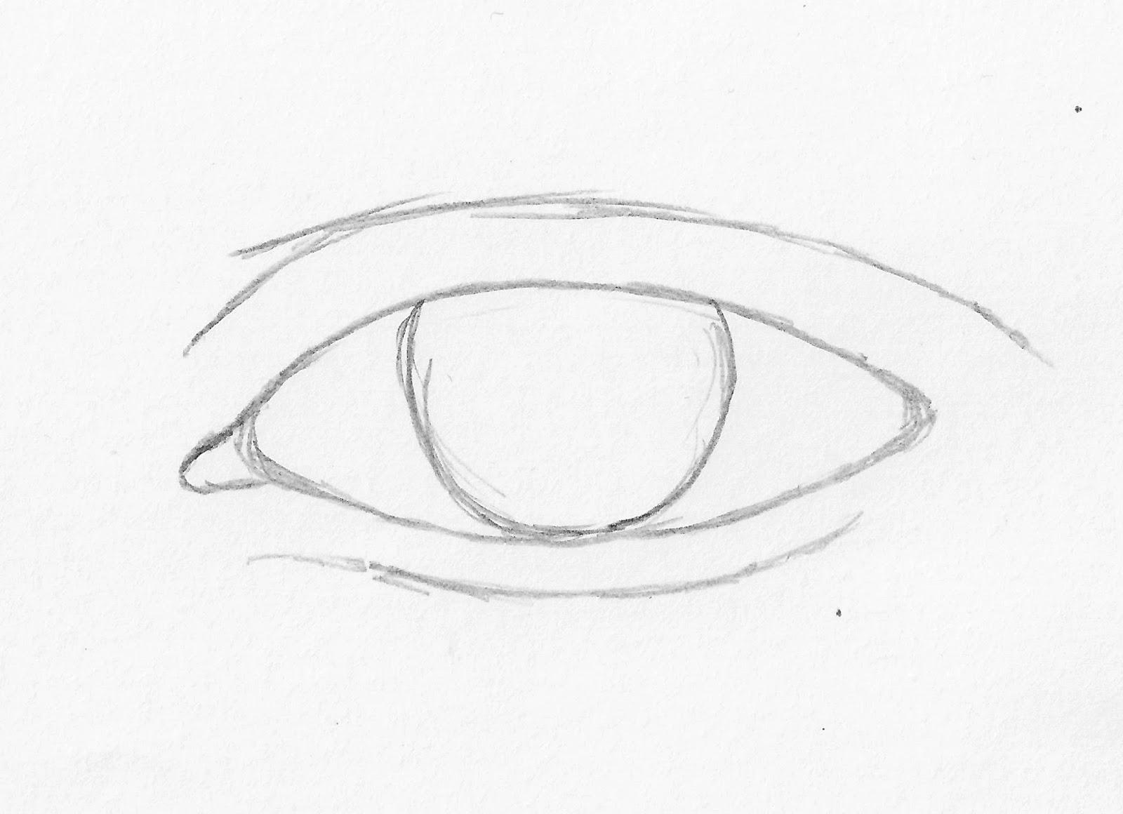 Assez Come disegnare un occhio GO53