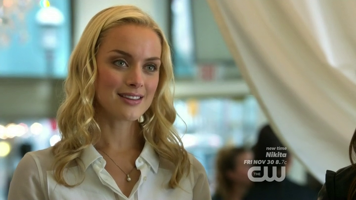 Rachel Skarsten Age Rachel Skarsten in Beauty And