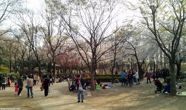 Imagen del Gran Parque de los Niños de Seúl