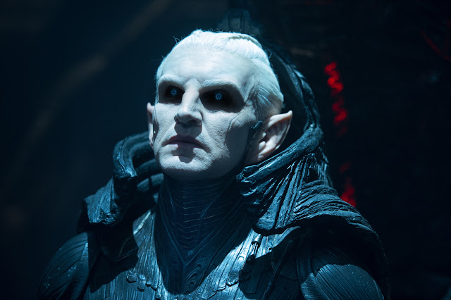 Thor The Dark World Malekith of the Dark Elves Chris Eccleston