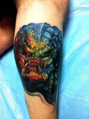 Tatuaje Predator