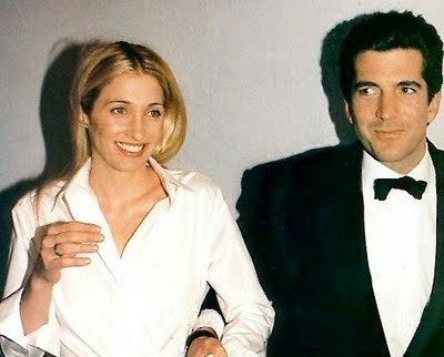 Fashion - JFK Jr. and CBK, Both Classic Style Icons