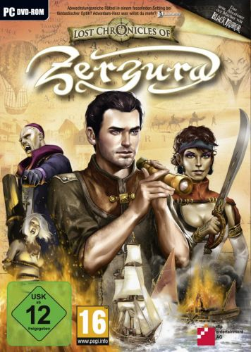 The Lost Chronicles of Zerzura Pc
