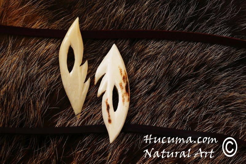 Hucuma artesan a en hueso y de dise o arpones for Replicas de diseno