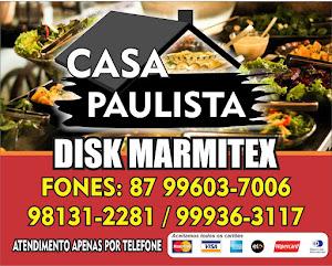 Casa Paulista Disk Marmitex