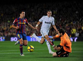 Resultado Partido Real Madrid (1) Vs Barcelona (1)