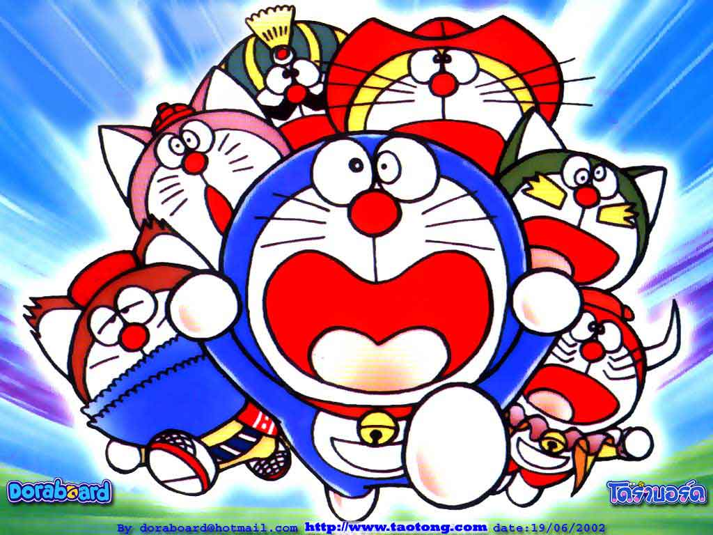 Doraemon - Photo Colection