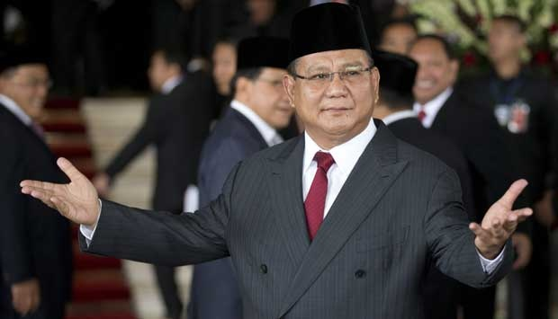 Ketua Gerindra Tobasa Gugat Prabowo Rp 108 Miliar