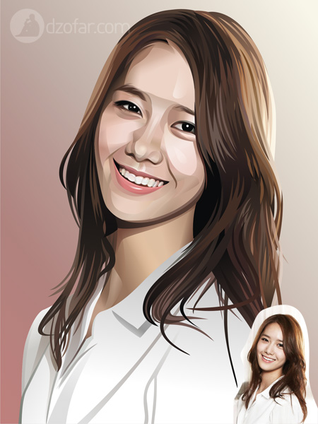 Yoona Vector Real