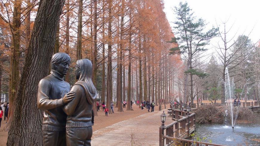 Ini Waktu Tepat Ikut Paket Tour Korea Selatan 2015