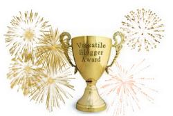 Ein Award -Yuhuu ...