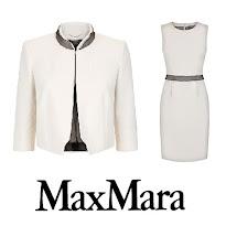 Sofia Hellqviste's Style - Max Mara Dress