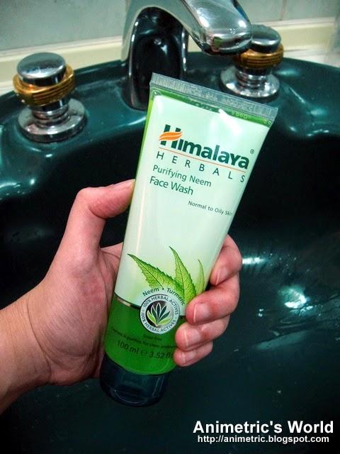 Himalaya Herbals Purifying Neem Face Wash Review