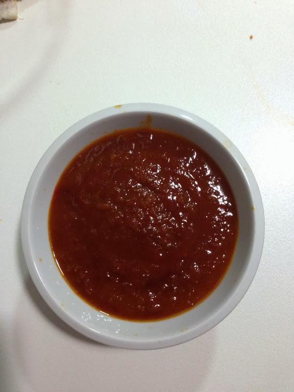 Mam lo hace salsa barbacoa for Salsa barbacoa ingredientes