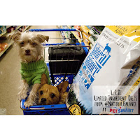 L.I.D. Limited Ingredient Diets from Natural Balance at PetSmart