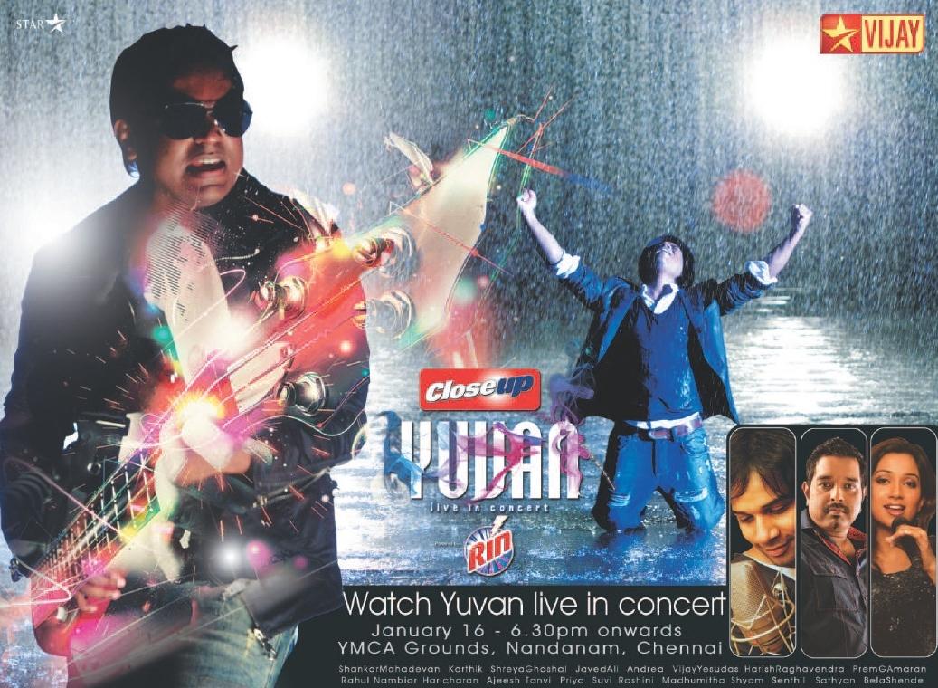 Yuvan shankar raja videos musical videos