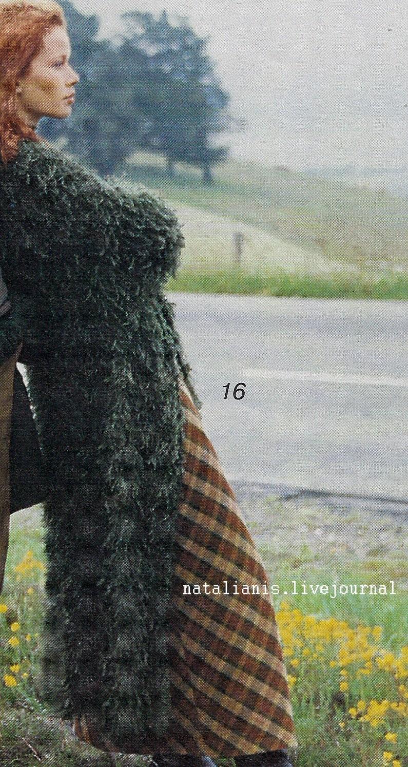 Short sleeves sweater pattern  Cristina My Crochet