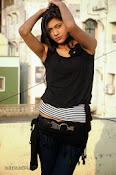 New actress Sneha Tagore Photo Shoot-thumbnail-3