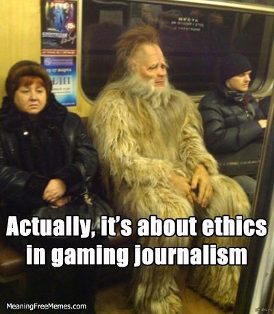 Bigfoot #ActuallyEthics