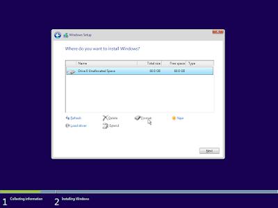 Cara Clean Install Windows 10