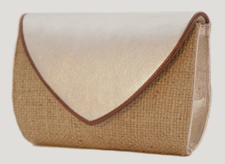 Lost Property of London Beeby clutch bag