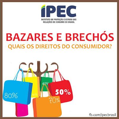 Direitos do Consumidor nos Bazares e Brechós