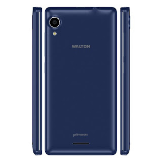 Walton Primo GF4 runs by Android Lollipop 5.1 functioning system, 1.3 GHz Quad Core Processor, GPU Mali 400, 1GB RAM, 8GB ROM, 4.5 inch FWVGA Display, 854480 Resolution, 5 MP rear camera, 2MP stomach camera, 1800 mAh battery and some sensors.