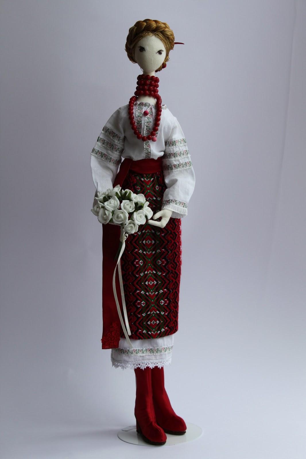 куклы-кокеши схема вышивки крестом