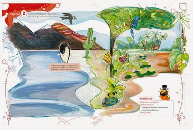 Apertura Sociales / Naturales 6to grado - Editorial Puerto de Palos