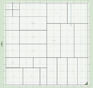 sewdelish cricut one sheet wonder cards template design studio gypsy