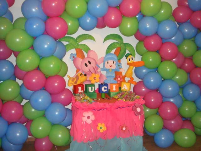 Piñatas Karuzza: DECORACION E INSTALACION DE GLOBOS